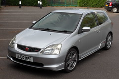 EP3 Civic Type-R 27 (Bald Snapper) Tags: civic typer ep3 honda hot hatch