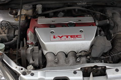 EP3 Civic Type-R 12 (Bald Snapper) Tags: civic typer ep3 honda hot hatch