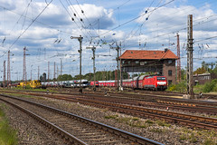 DB 189 086 - Bremen Rbf (Pau Sommerfeld Acebrón) Tags: