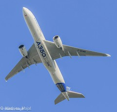 Airbus A350-900 / Airbus Industrie (matdu20eme) Tags: spotting spotted spotter toulouse planespotter planespotting plane airbusa350 airbus a350 avion aviation