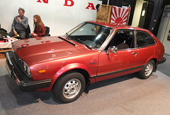 Honda Accord Mk1 Hatch (Zappadong) Tags: honda accord mk1 hatch bremen classic motorshow 2018 zappadong oldtimer youngtimer auto automobile automobil car coche voiture classics oldie oldtimertreffen carshow