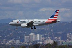 A319 N746UW Los Angeles 28.03.19 (jonf45 - 5 million views -Thank you) Tags: airliner civil aircraft jet plane flight aviation lax los angeles international airport klax american airlines airbus a319 n746uw