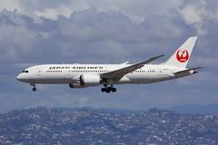 B787 JA825J Los Angeles 28.03.19-2 (jonf45 - 5 million views -Thank you) Tags: airliner civil aircraft jet plane flight aviation lax los angeles international airport klax 787 b787 dreamliner japan airlines boeing 7878 ja825j