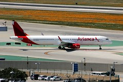 A321 N693AV Los Angeles 28.03.19 (jonf45 - 5 million views -Thank you) Tags: airliner civil aircraft jet plane flight aviation lax los angeles international airport klax avianca airbus a321 n693av