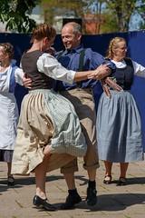 TFE_Maisprung_2019_BestOf_Web_033 (Mark Poltermann) Tags: mai maisprung 2019 tanz erfurt tfe petersberg folklore auftritt thüringen verein personen outdoor bühne darsteller künstler kostüm darstellender