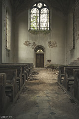 Amen (Some Place Only We Know) Tags: church kirche decay verfall lost abandoned verlassen urbex urbanexploring old beauty beautiful amen