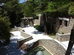 Joan Miró Labyrinth
