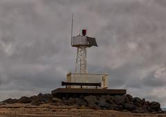 Crow Point Lighthouse (Mark Wasteney) Tags: telegraphtuesday htt lighthouse tower light solarpower communication warning aerials northdevon seaside beach westcountry