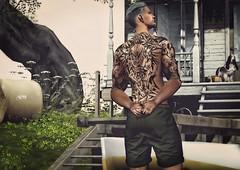 No764 (ashraf rathmullah) Tags: shorts galvanized johnny available mancave event httpmapssecondlifecomsecondlifematch13112946 tattoo juna artistic key for man httpsjunaartistictatooblogspotcom201905keytattoohtml