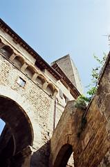 San Gimignano (dvd.otero) Tags: analog film kodak vision3 250d olympus om10 italy tuscany