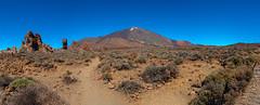 El Teide-Tenerife (joselecontreras) Tags: españa motivos panoramica puertosantiago teide tenerife