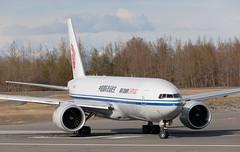 B777 | B-2091 | ANC | 20150510 (Wally.H) Tags: boeing 777 boeing777 b777 b2091 airchina cargo anc panc anchorage airport