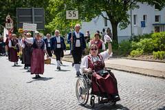 1. Trachtenverein Vogtland (FKnorr) Tags: bild54 lübben orte thüringen trachtenfest trachtenumzug vogtland lübbenspreewald brandenburg deutschland