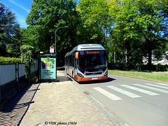 9483-25636§0 (VDKphotos) Tags: stib mivb volvo 7900 hybrid b5lh autobus livrée06 l60 belgium bruxelles