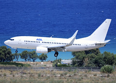 F-GZTP (QC PHOTOGRAPHY) Tags: rhodes diagoras greece july 29th 2018 asl airlines b737700wl fgztp