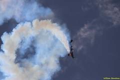 EVAA (Equipe de Voltige de l'Armée de l'Air) (willsteph1) Tags: avion meeting aerien muret ciel plane voltige armee air evaa sunset