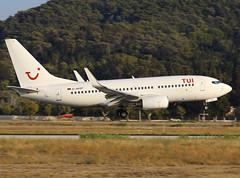 D-AHXF (QC PHOTOGRAPHY) Tags: rhodes diagoras greece july 29th 2018 tui fly b737700wl dahxf