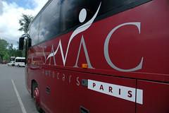 Mercedes Travego SAVAC Paris