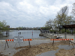 The Hull (Gatineau) Marina overwhelmed by the flooded, Ottawa River in Gatineau, Quebec (Ullysses) Tags: portdeplaisancejacquescartier marinadehull hullmarina hull gatineau quebec canada spring printemps springthaw flooding flood inondation ottawariverfloodof2019 rivièredesoutaouais marina
