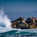 Splash on the Rocks