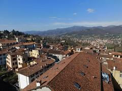 View of Bergamo fron the top of the Campanone - Civic Tower 1 (litlesam1) Tags: italy2019 duepazziragazziamilano2019 march2019 bergamo