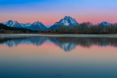 Oxbow Bend. (Christian Sanchez Photography) Tags: landscapephotography landscape landsacpe lagunasecaranch landscapeutah longexplose lakereflexion wyoming grandtetonnationalpark neotropical nature neotropicalbirds nationalgepgraphic naturaleza nationalparkusa n