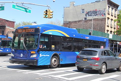 IMG_5591 (GojiMet86) Tags: mta nyc new york city bus buses 2019 xd40 7746 nis not in service borinquen place union avenue