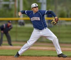 DSC_5864 (K.M. Klemencic) Tags: hudson high school baseball explorers shaker heights ohio ohsaa district semifinals