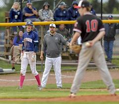 DSC_5832 (K.M. Klemencic) Tags: hudson high school baseball explorers shaker heights ohio ohsaa district semifinals