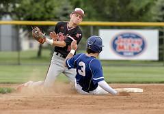 DSC_5701 (K.M. Klemencic) Tags: hudson high school baseball explorers shaker heights ohio ohsaa district semifinals