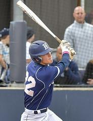 DSC_5620 (K.M. Klemencic) Tags: hudson high school baseball explorers shaker heights ohio ohsaa district semifinals