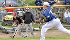 DSC_5572 (K.M. Klemencic) Tags: hudson high school baseball explorers shaker heights ohio ohsaa district semifinals