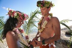 Wedding Bora Bora - Matira Beach Ceremony