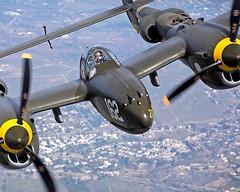 CLOSE UP LIGHTENING (DREADNOUGHT2003) Tags: wwii warpictures warplanes warplane fighters fighter raf usaac luftwaffe france