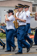 California Army National Guard 40th Infantry Band (mark6mauno) Tags: saxophone california army national guard 40th infantry band 60thannualtorrancearmedforcesdayparade 60th annual torrance armed forces day parade 2019 nikkor 70200mmf28evrfled nikon nikond810 d810