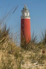 Vuurtoren Texel (Chantal van Breugel) Tags: landschap vuurtoren texel eierland waddeneiland zee strand duinen april 2019 canon5dmark111 canon70300