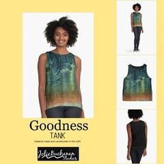 JBS Goodness Tank (Jolie B Studios) Tags: tank jbsart goodness collection