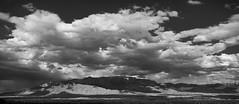 Sandy Ah (kmetz12.km) Tags: monochrome blackandwhite bnw abq albuquerque southwest newmexico desert mountains sandia