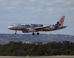 VH-VQK (barnettmark39) Tags: perthairport a320 jetstar