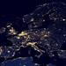 Europe at Night 2012