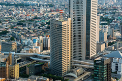 DSC_0022 (Adrian De Lisle) Tags: asia city cityscape highway japan metropolitanexpressway tokyo tokyometropolitangovernmentbuilding towers shinjukuku tōkyōto