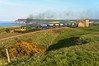 Hunt Cliff (Kingmoor Klickr) Tags: gordonedgar huntcliff brotton skinningrove polyhalite railfreight freightliner 66596 boulby