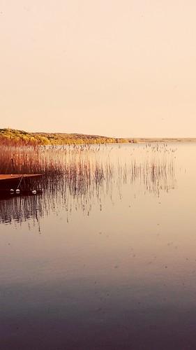 #Evening#at#the#lake#