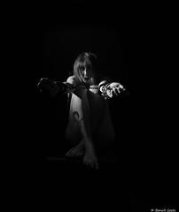 Manon (BenoitGEETS-Photography) Tags: manon d610 nikon shooting 2470 tamron jeunefemme boudoir noiretblanc nb bn bw