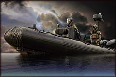 Gommone Militare (bellinipaolo31) Tags: fc03911 paolobellini mare gommone marinamilitareitaliana militari esercito veicolo trasporti