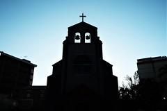 House of God (Carlos A. Aviles) Tags: church iglesia religion catolica catholic arquitectura architecture poncepuertorico ponce color silouette silueta