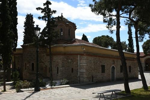 Thessaloniki, Kloster Vlatadon (Μονή των Βλατάδων) (14. Jhdt.)