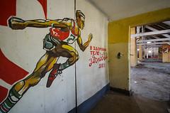 DSC_1358 (The Archives of Decay) Tags: urbanexploring urbexphotography udssr lostplaces abandonedplaces abandoned verlassen abandonedmilitarybuilding sovietunion sowjetunion gssdwgt gssd kaserne sovietunionabandoned