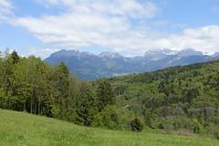 Bornes @ Hike to Vallée du Laudon (*_*) Tags: 2019 printemps spring afternoon may hiking mountain montagne nature randonnee walk marche europe france hautesavoie 74 annecy saintjorioz laudon bauges