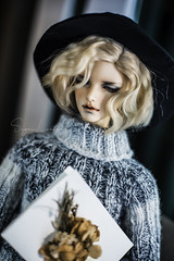 His alter ego (Sugar Lokifer) Tags: abadon luts ssdf super senior delf bjd ball jointed doll